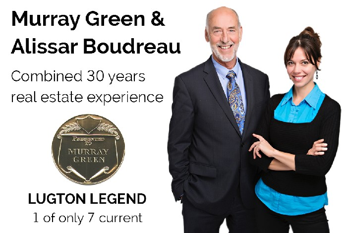 Murray Green & Alissar Boudreau